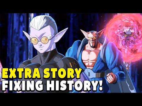 FIXING HISTORY! Infinite History Extra Story GOOD SIDE! | Dragon Ball Xenoverse 2 DLC 6