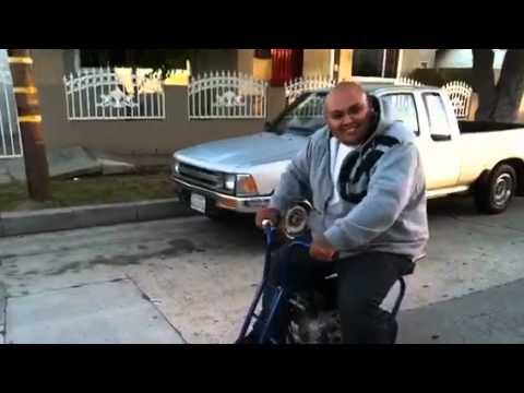 Bryan Mopeding at Jams