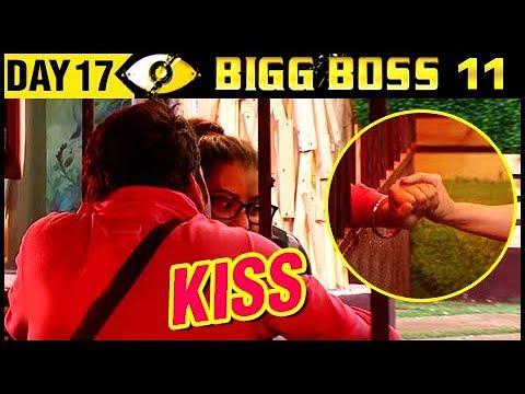 Vikas Gupta KISS Shilpa Shinde | Bigg Boss...