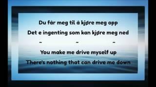 Gabrielle 5 Fine Frøkner Lyrics English Translation