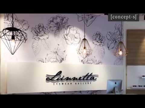 concept-s Ladenbau, Lünnetta Eyewear Gallery, Panama, Impressionen 2016