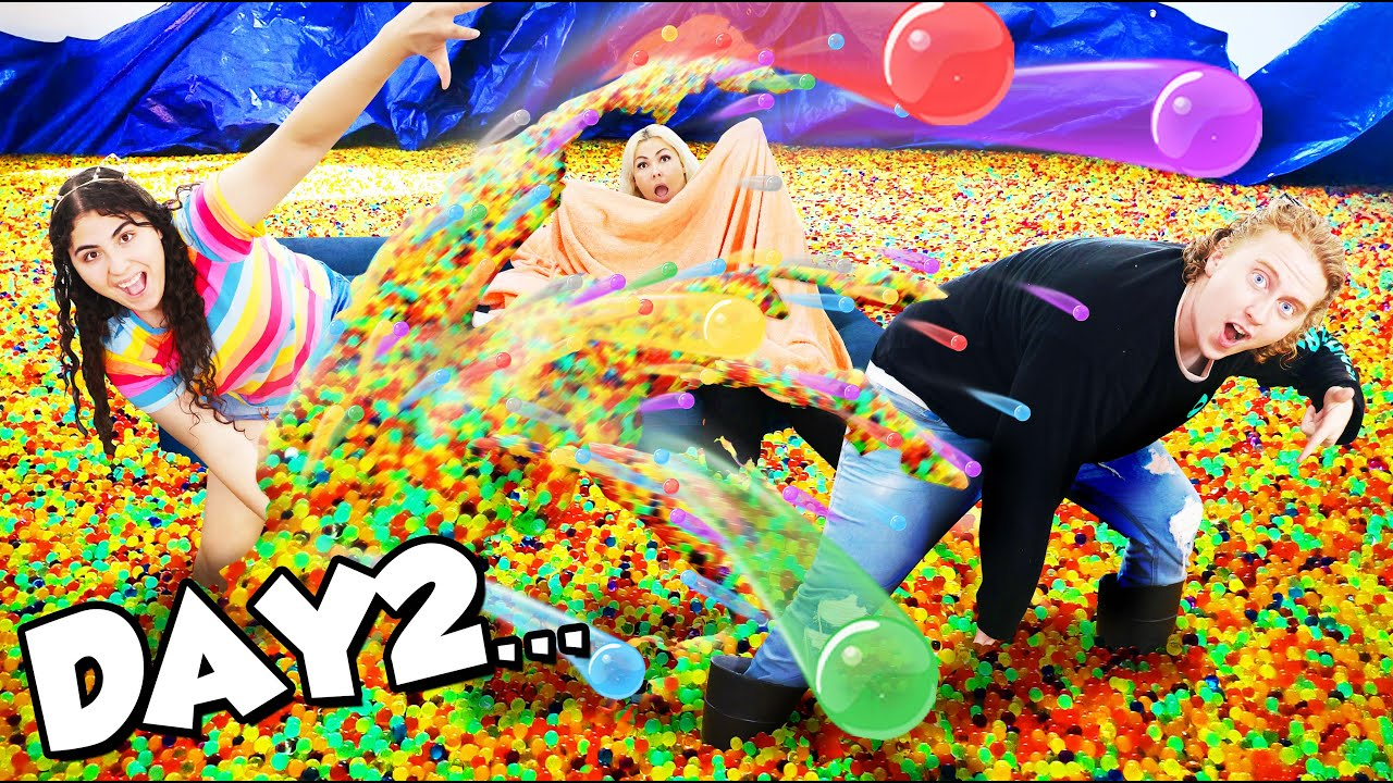 Download LAST TO LEAVE THE ORBEEZ wins $5,000 challenge!