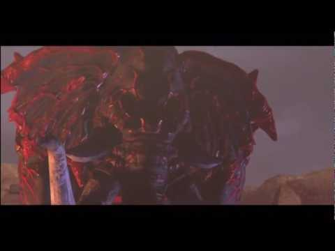 Ghoma Crusher - BOSS FIGHT - Asura's Wrath