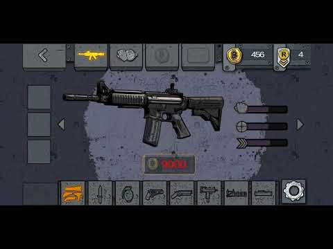 Zombie Conspiracy - Mobile Game Test Run