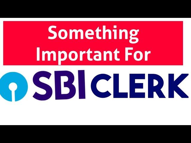 Something Imp for SBI CLERK 2021 - Quant 35 Marks Achiever Tips
