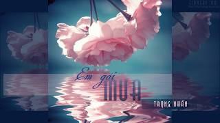Em Gái Mưa (Acoustic) || Trọng Nhân Cover || Sáng tác: Mr.Siro || Lyrics