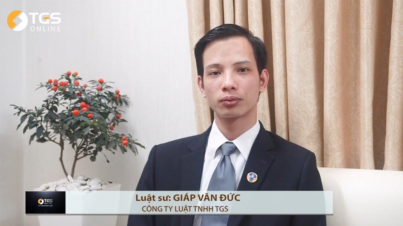 Luật sư Giáp Văn Đức trả lời độc giả về thủ tục tặng, cho quyền sử dụng đất   Số 3