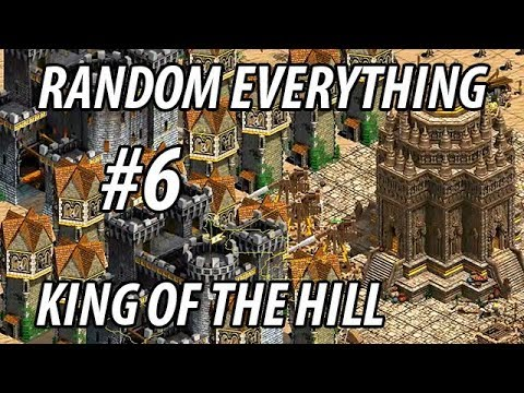 Random Everything #6 | King of the Hill