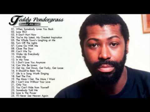 Teddy Pendergrass Greatest Hits -Best Songs Of Teddy Pendergrass (MP3/HD)