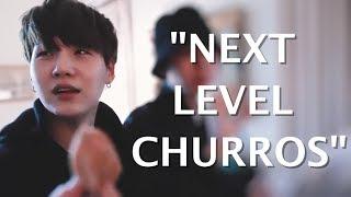 BTS Suga Speaking English INTERVIEW EDITION