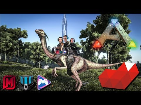 🔴ARK: Survival Evolved | COMMUNITY GAME PLAY INTRODUCTION|🔴