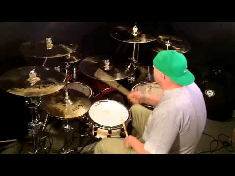 12 Days of Christmas - Relient K [DRUM COVER]