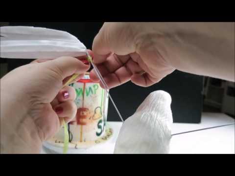 How to make edible Dove
