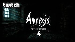 Amnesia: The Dark Descent - Конец #4