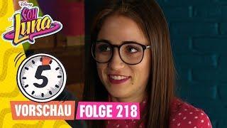 5 Minuten Vorschau - SOY LUNA Folge 218 || Disney Channel