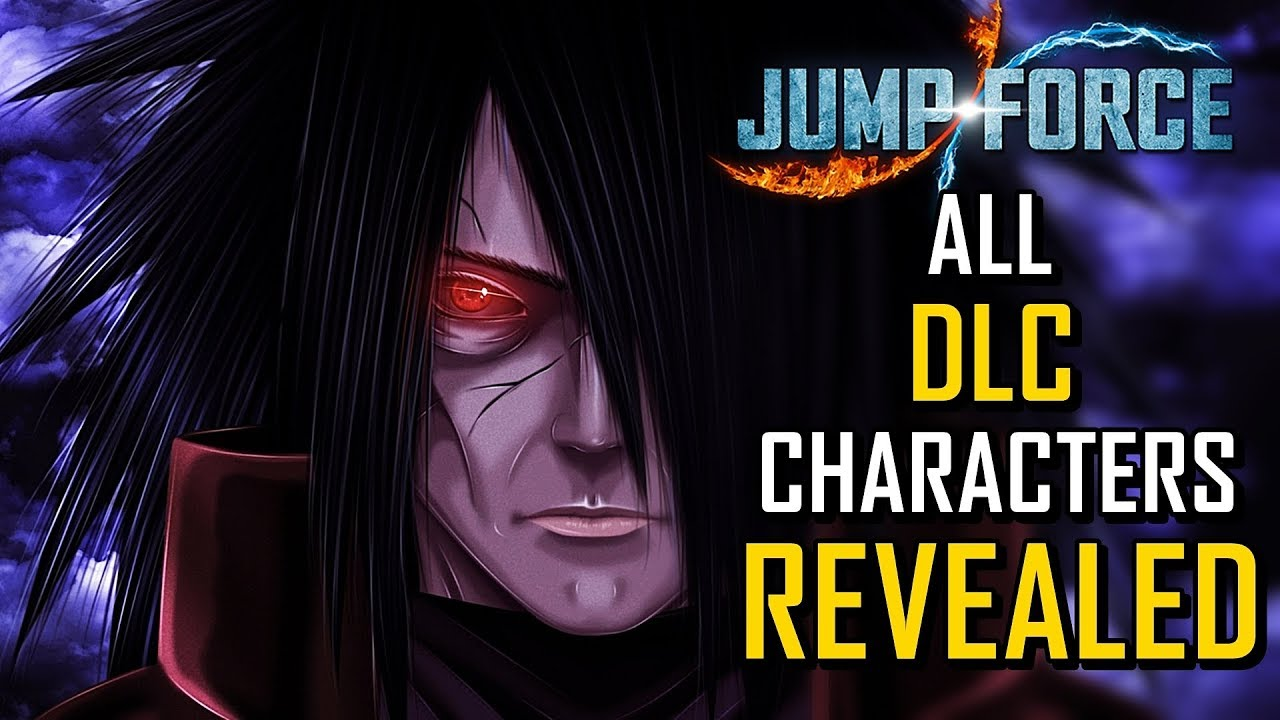 Jump Force DLC characters have been datamined
