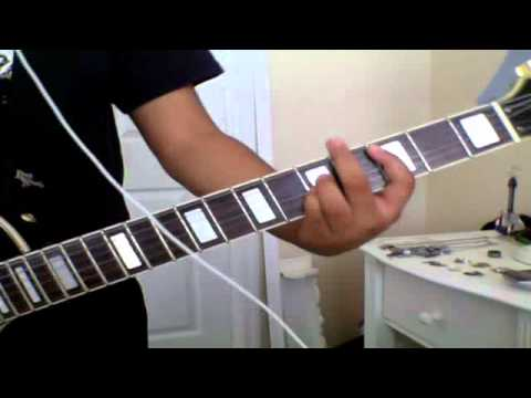 how to play come fly with me on guitar