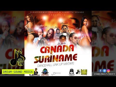 DJ Shakur & DJ BadJho - Suriname And Canada Dancehall Link Up