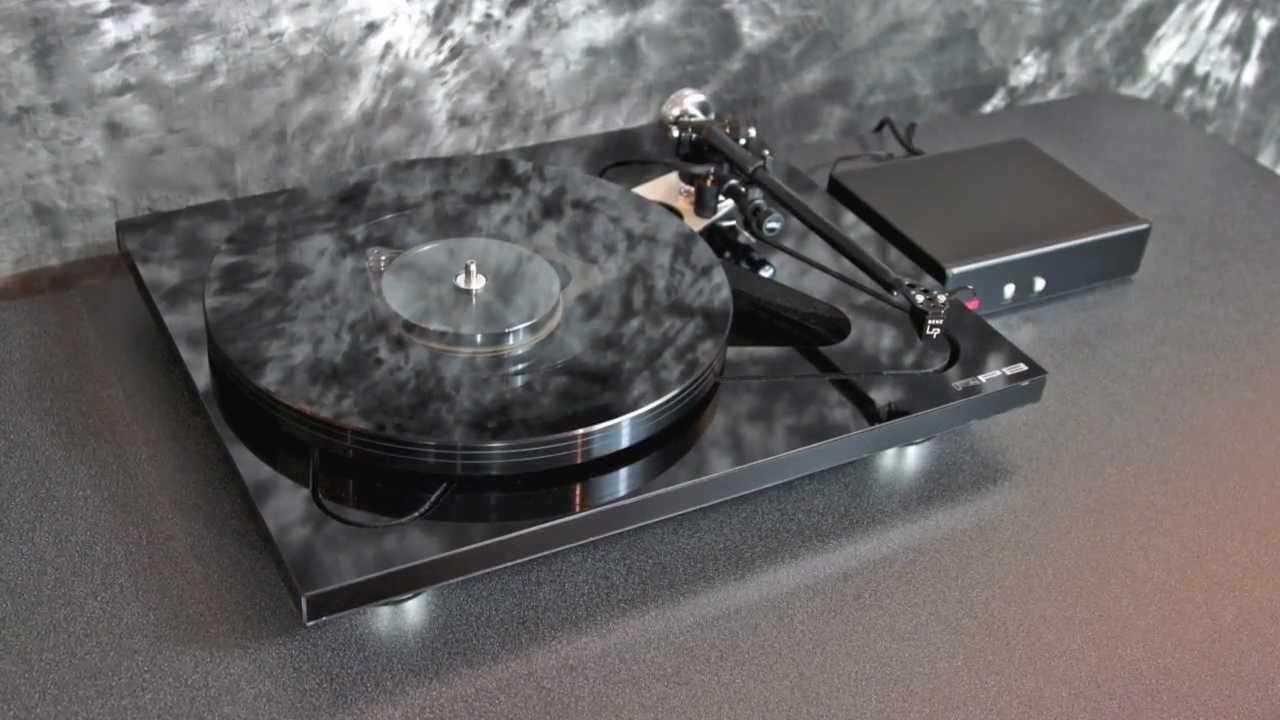 Stereo Design Rega Rp8 Turntable In Hd