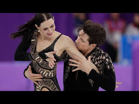 Tessa Virtue And Scott Moir Lit Twitter With Olympics Record Skating - Now Get Married