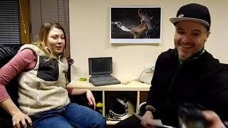 V živo z Nežo Peterca o njeni bikepacking avanturi