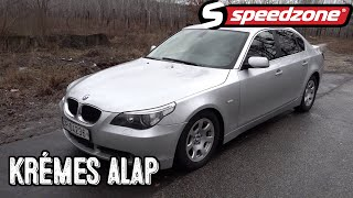Speedzone-használt_teszt:_BMW_E60_520i_(2004):_Krémes_alap