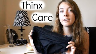 Caring for Thinx Period Panties | Other Questions Answered