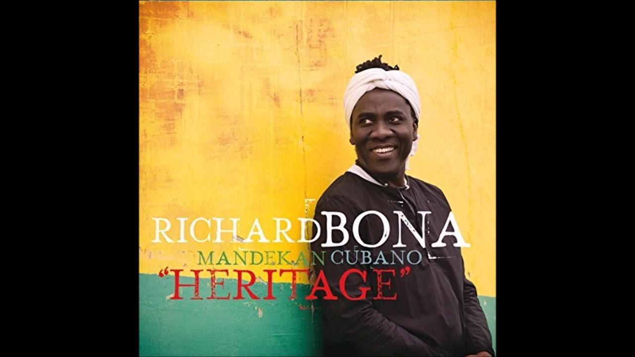 CUBANEANDO  - RICHARD BONA AND MANDEKAN CUBANO