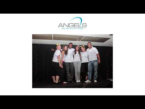 Angels Sales & Lettings Anniversary