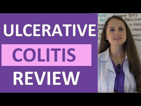 Ulcerative Colitis Diet, Treatment, Symptoms Flare Up   Nursing NCLEX Review