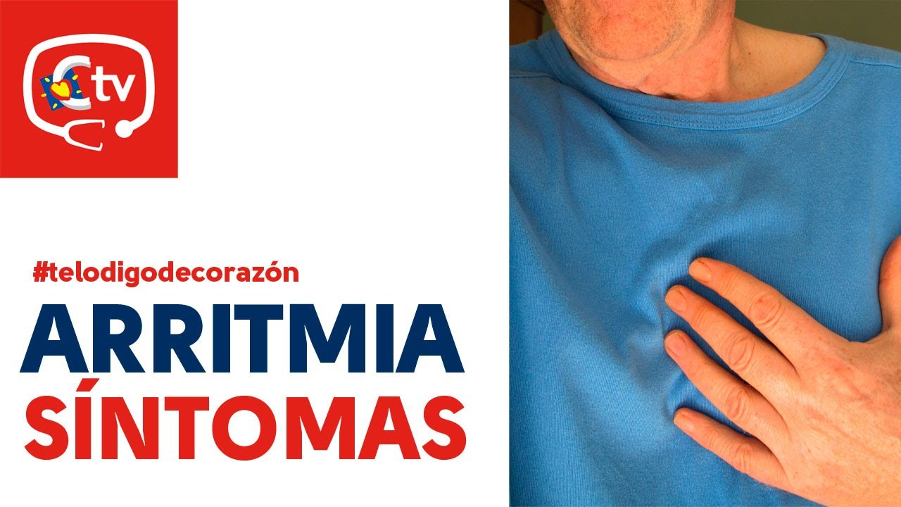 sintomas de arritmia cardiaca en mujeres