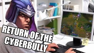 Repeat youtube video RETURN OF THE CYBERBULLY
