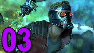 Guardians of the Galaxy - Part 3 - A New Villain