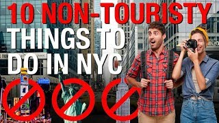 Gambar cover Visiting NYC ? 10 Non-Touristy THINGS TO DO  😎 ! (Local Tips)