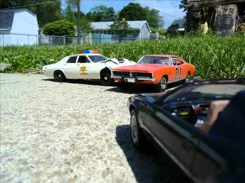 Circuito Rc : Circuito rc general lee coches youtube
