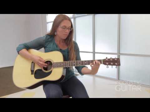 50th Anniversay C.F. Martin D-35 Guitar Review