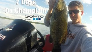 lake champlain august 2015 bfl practice 7 days