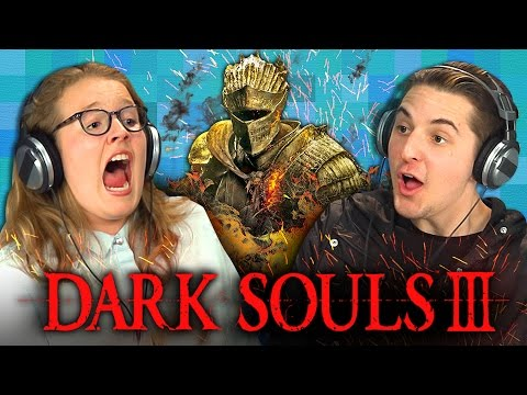 DARK SOULS 3 (REACT: Gaming)