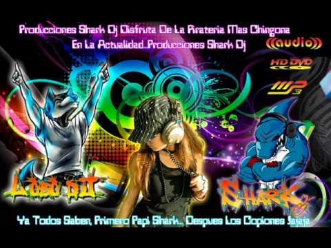 EL DISCO MAS ESPERADO CON PRODUCCIONES SHARK DJ Y LOBO DJ 2013