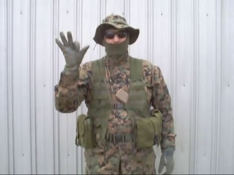 Hand Signals For Militia Training And Patriot Minuteman Use.