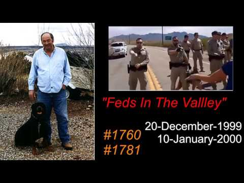 William Cooper - Feds In The Valley