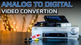 Tech Sinister - Convert Analog To Digital Video // How To