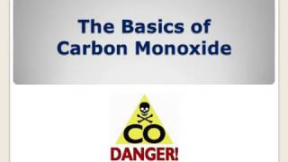 The Chemistry of Carbon Monoxide