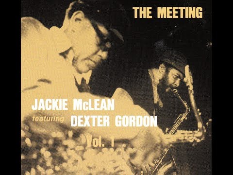 Jackie McLean Quintet featuring  Dexter Gordon ‎- On The Trail