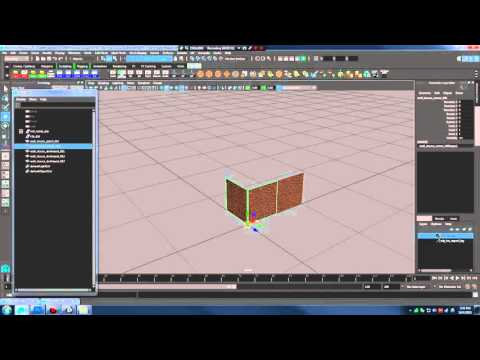SGD 174 Chapter 03 Modeling   Part 7 Exporting and Importing Assets
