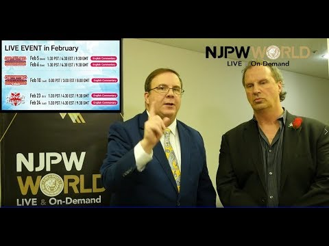 The NEW BEGINNING in Sapporo Night02 : NJPW World's Post Game Show