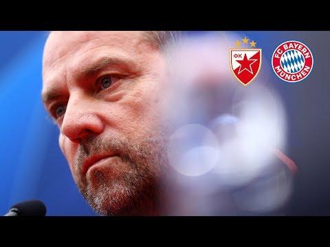 """""""robert-lewandowski-ist-in-hochform""""- -die-pressekonferenz-mit-hansi-flick-nach-belgrad---fc-bayern"""