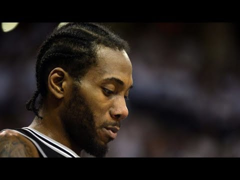 Kawhi Leonard CHOPS Off His Braids, Twitter Loses It
