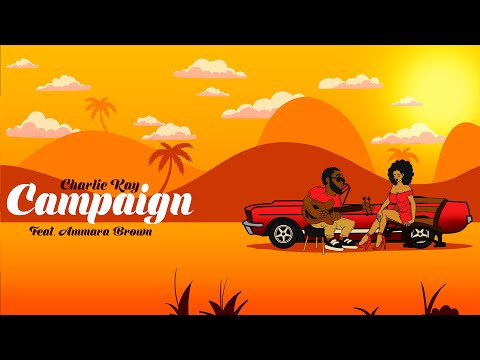 Charlie Kay - Campaign Feat. Ammara Brown [ Official Visualiser ]