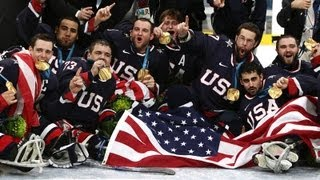 USA v Japan Ice Sledge Hockey gold-medal game - Vancouver 2010 Paralympic Winter Games